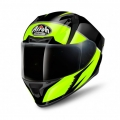 AIROH VALOR Eclipse Yellow Gloss